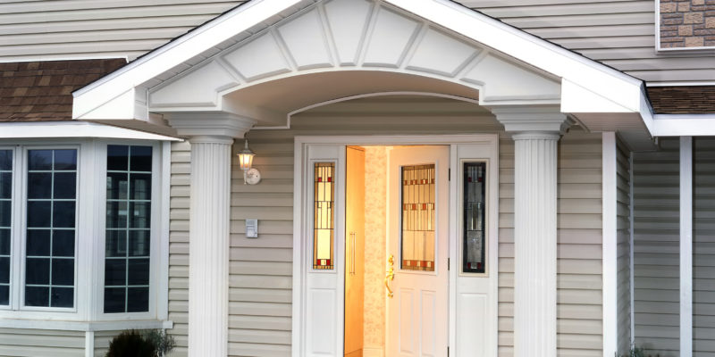 Best exterior door installation in Downriver Michigan