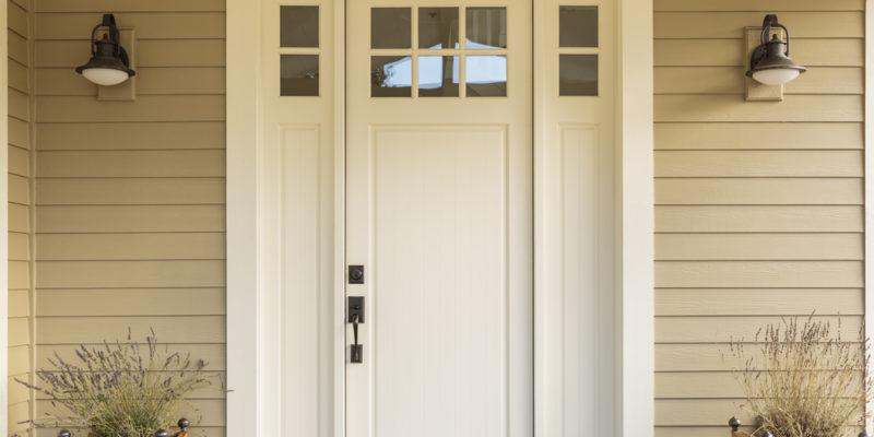 Entry door installation Downriver Michigan